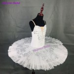 Top ballet performance Dress for adults and children Tutu, professional Pancake skirt  for competition customization